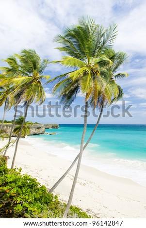 Bottom Bay, Barbados, Caribbean - stock photo