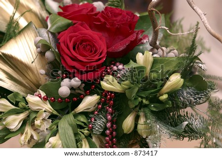 Bouquet of colors - stock photo