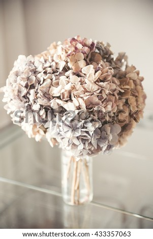 bouquet of flowers, wedding - stock photo