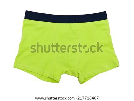 Boxer shorts - stock photo