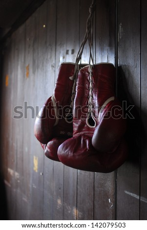 boxing groves - stock photo