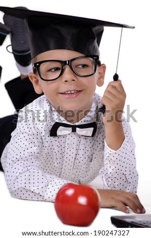 Boy - stock photo