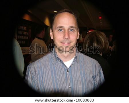 Brian Cashman - stock photo