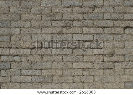 brick wall texture image as a back ground - stock photo