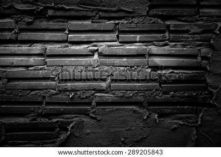 brick walls - stock photo