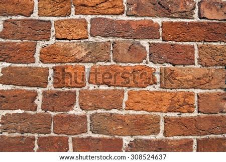 Brickwork Texture - stock photo