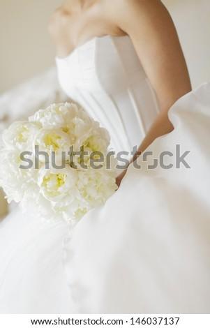 Bride - stock photo