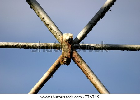 Bridge Joint - stock photo