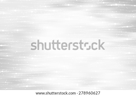 Bright abstract grey background with glitter - stock photo