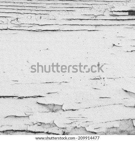 bright background white painted wood wall texture - stock photo