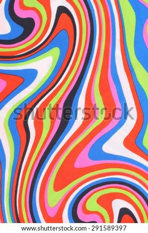bright free designs textile background - stock photo