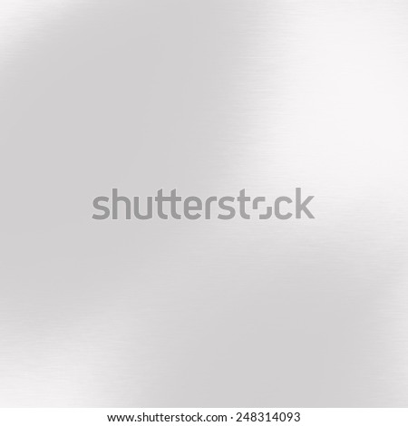 bright gray abstract background metal texture - stock photo
