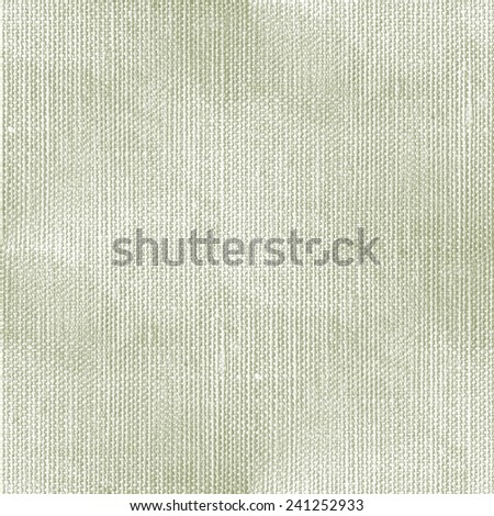bright gray vintage background - old canvas texture, seamless pattern  - stock photo