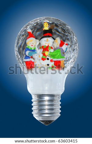 Bright holiday - Christmas. - stock photo