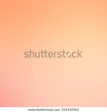 Bright orange background. Abstract colorful image - stock photo