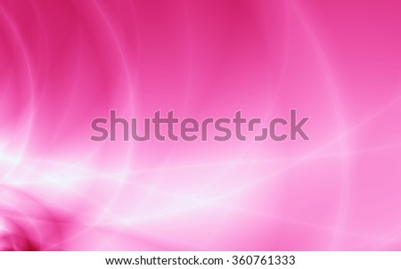 Bright pattern abstract illustration unusual pink background - stock photo