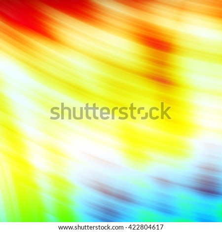 Bright power colorful image nice modern graphic design - stock photo