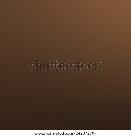 Brown Abstract Smooth colorful textured background with special blur effect for wallpaper, poster, frame, backdrop, design.  - stock photo