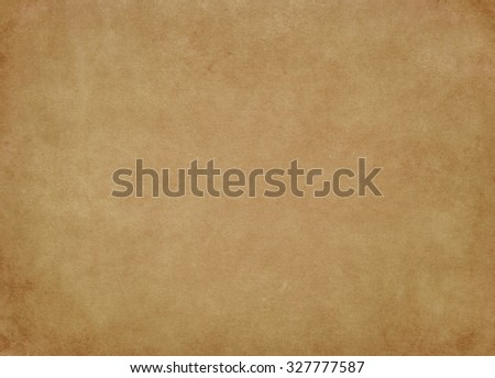 Brown background. Vintage paper background - stock photo