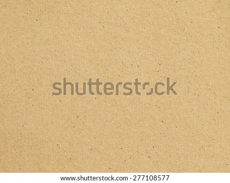 brown cardboard paper texture - stock photo