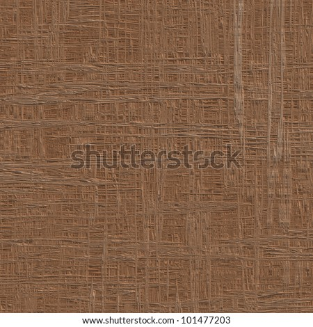 brown fiber background - stock photo