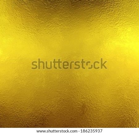 brown gold background, luxury elegant aged design with brown frame and gold foil texture design - stock photo