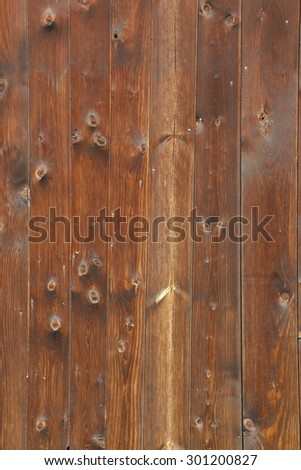 brown grunge background old wood texture - stock photo