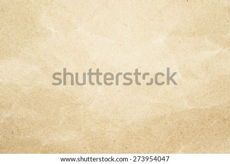 brown grunge paper texture background - stock photo