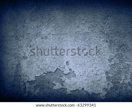 Brown grungy wall - Great textures for your design - stock photo