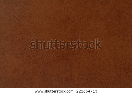 brown leather texture for background  - stock photo