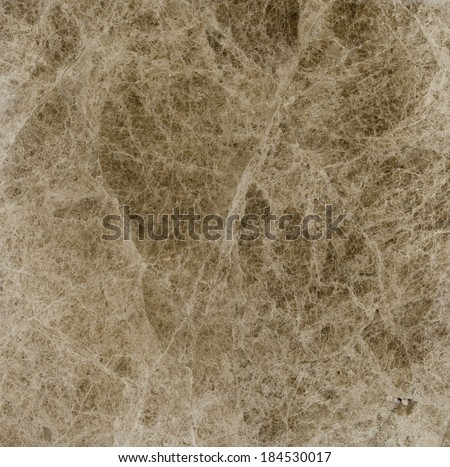 Brown marble texture background - stock photo