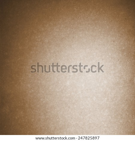 Brown old paper background - stock photo
