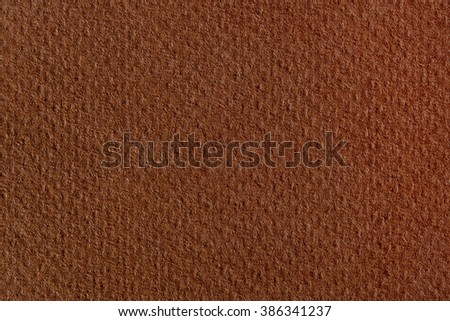 Brown paper background. - stock photo