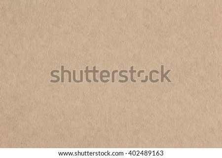 Brown Paper Background - stock photo