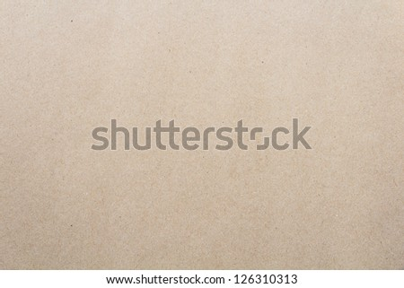 brown paper detail. background - stock photo