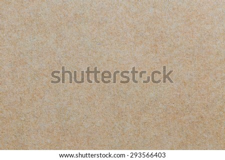 Brown paper sheet texture use for background - stock photo
