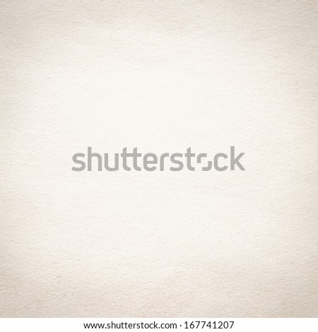 brown paper texture, light background - stock photo