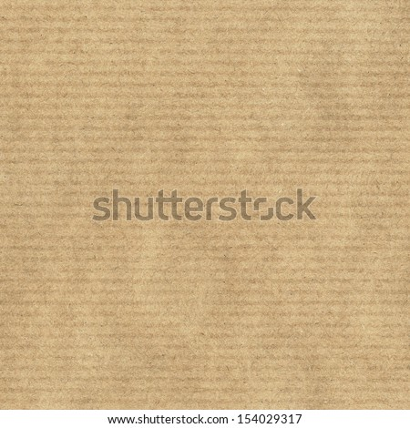 brown paper texture striped background - stock photo