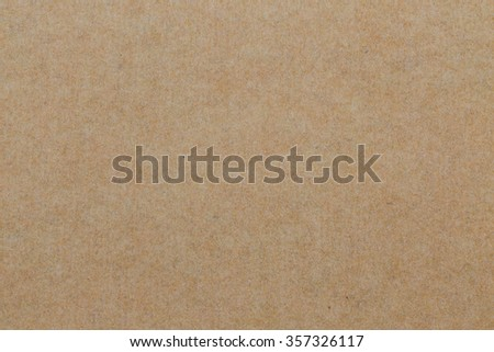 Brown paper texture use for backgroun - stock photo