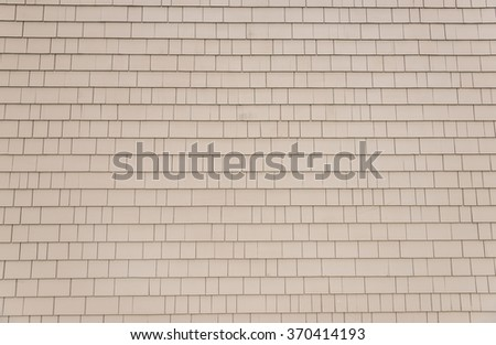 brown Shingles background,ready for product display montage. - stock photo
