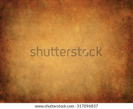 Brown vintage background. - stock photo