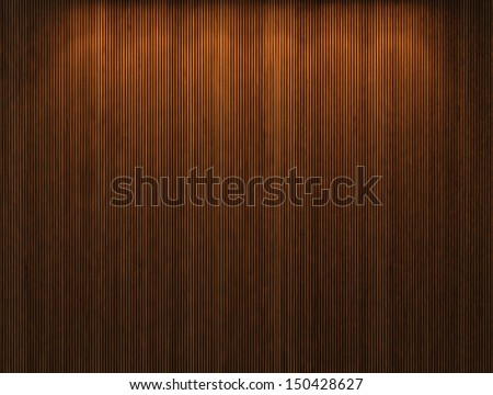 brown wall - stock photo