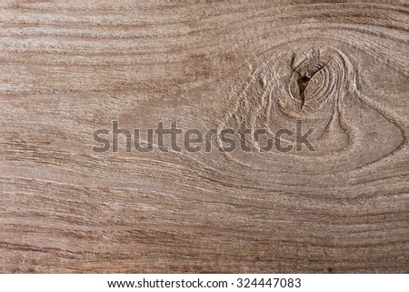 brown wood rough grain surface texture background - stock photo