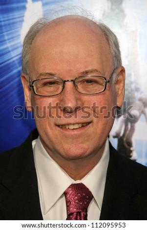"Bruce Joel Rubin at the Los Angeles Premiere of ""The Last Mimzy"". Mann Village Theatre, Westwood, CA. 03-30-07 - stock photo"