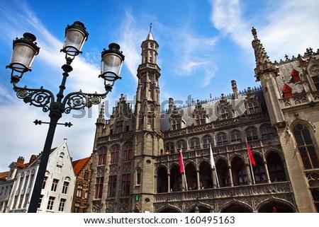 Brugge, Bruges, Belgium - stock photo