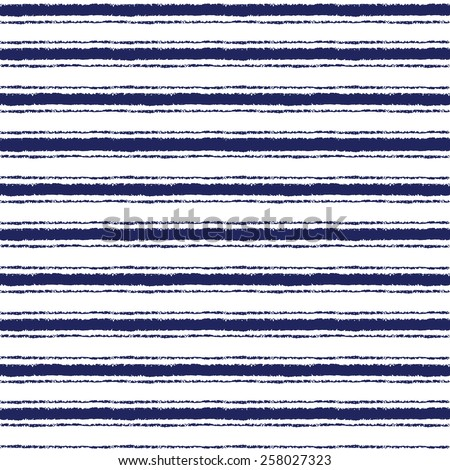 Brush stripes seamless pattern. Raster version. - stock photo