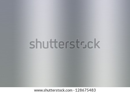 Brushed metal as background - stock photo