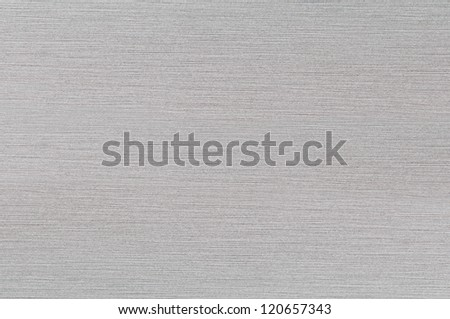Brushed metal plate textures - stock photo