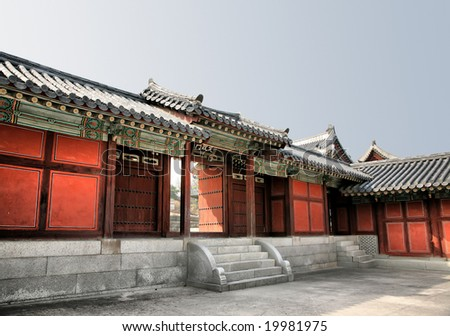Buddhist Temple(Release Information: Editorial Use Only. Use of this image in advertising or for promotional purposes is prohibited.) - stock photo