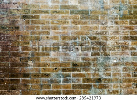 building empty wall stone texture old background - stock photo